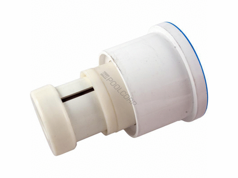 Pool360 Bright White Cleaning Head W 2 Quot Collar Amp Cap