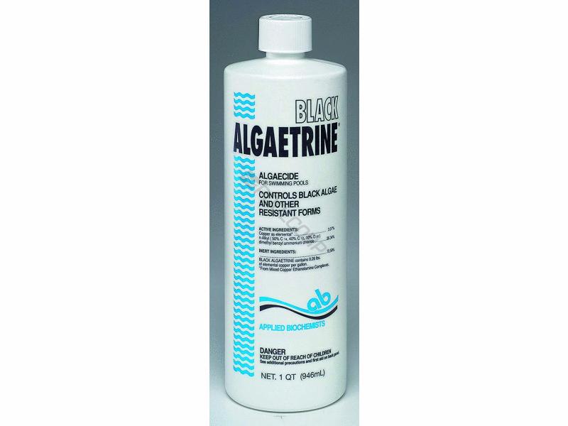 Pool360 12 Cs 1 Qt Blk Algaetrine