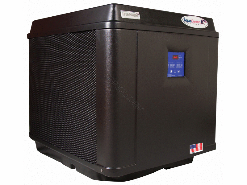Pool360 93kbtu 230v 1ph Signature Xl Heat Pump