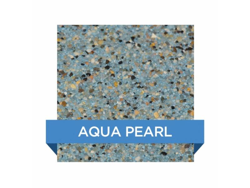 80 Aqua Pearl Rock Finish Sunstone Cii 37 8070
