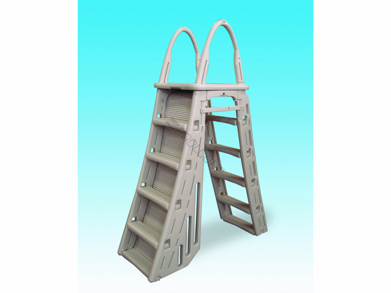 Pool360 Roll Guard Ladder Aframe 48 Quot 54 Quot W Barrier