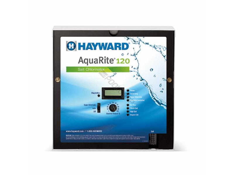 Pool360 120v 40k Gal Salt Chlorination System