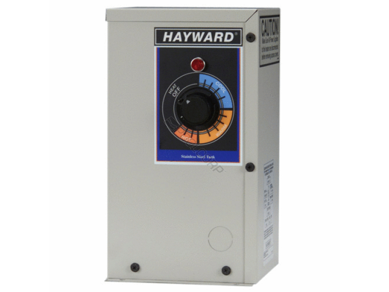 Pool360 5 5kw 240v electric spa heater for Hayward electric swimming pool heaters