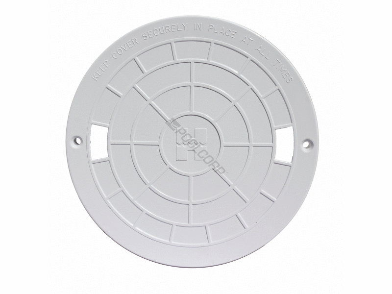Pool360 White Sp1075 Skimmer Lid