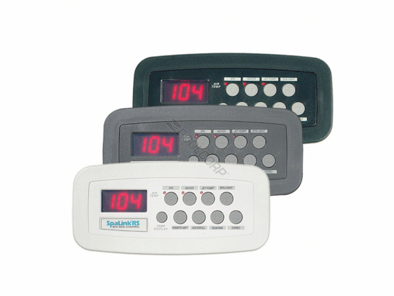Pool360 150 White Spalink Rs 8 Function Spa Side Remote