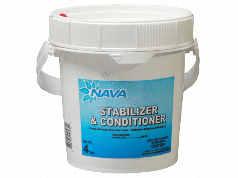 Pool360 nava 8 cs 4 stabilizer conditioner for What is swimming pool conditioner
