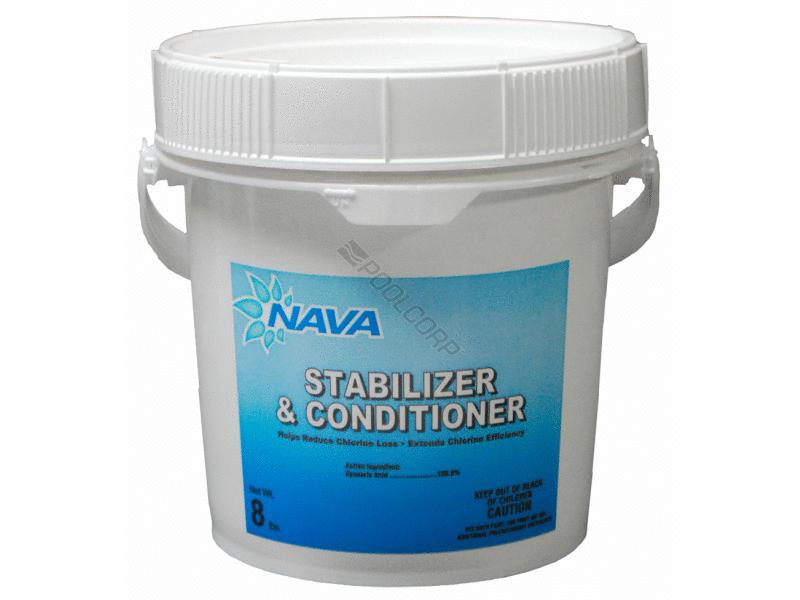 Pool360 Nava 4 Cs 8 Stabilizer Conditioner