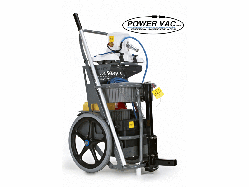 PV2100 POOL VAC 40u0027 CORD SERV CART MOUNT HITCH (PWR 20 0114)