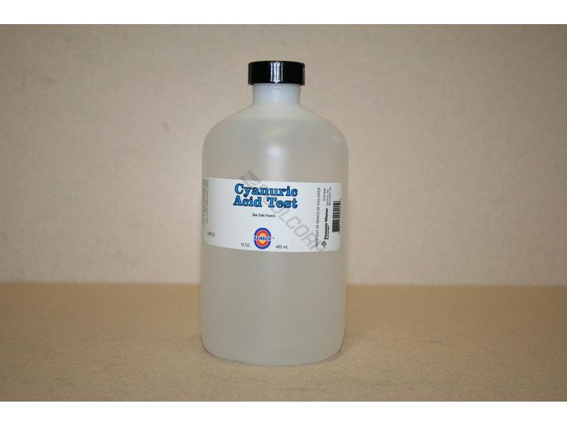 Pool360 12 Cs Pt Cyanuric Acid Reagent