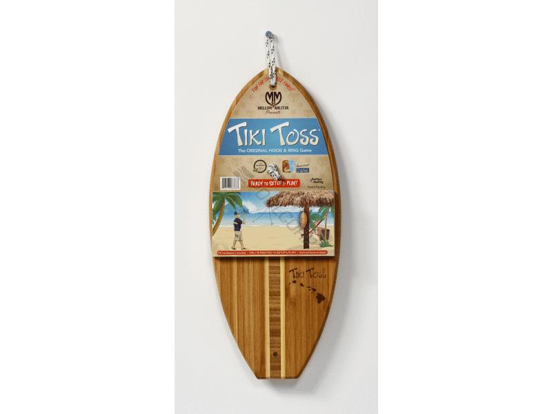 pool360 tiki toss surf orig refill inner pack of 12. Black Bedroom Furniture Sets. Home Design Ideas