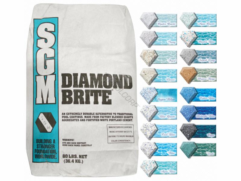 80 Summer Blue Diamond Brite Sgm 37 1088