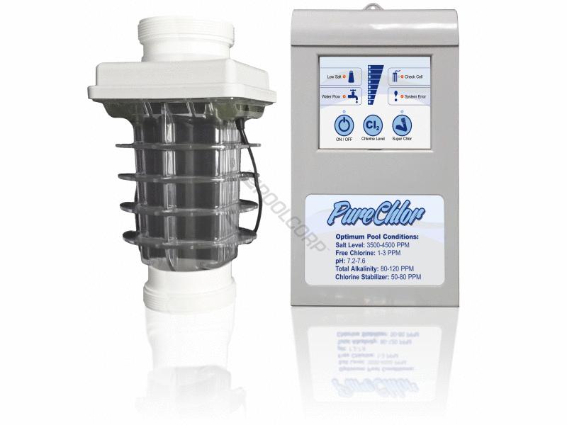 Pool360 15k Gal Purechlor Salt Chlorinator