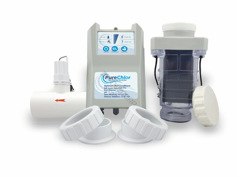 Pool360 40k Gal Purechlor Salt Chlorinator