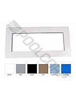 Pool360 Sp1085 Dk Blue Cover Skimmer Faceplate Wm1085