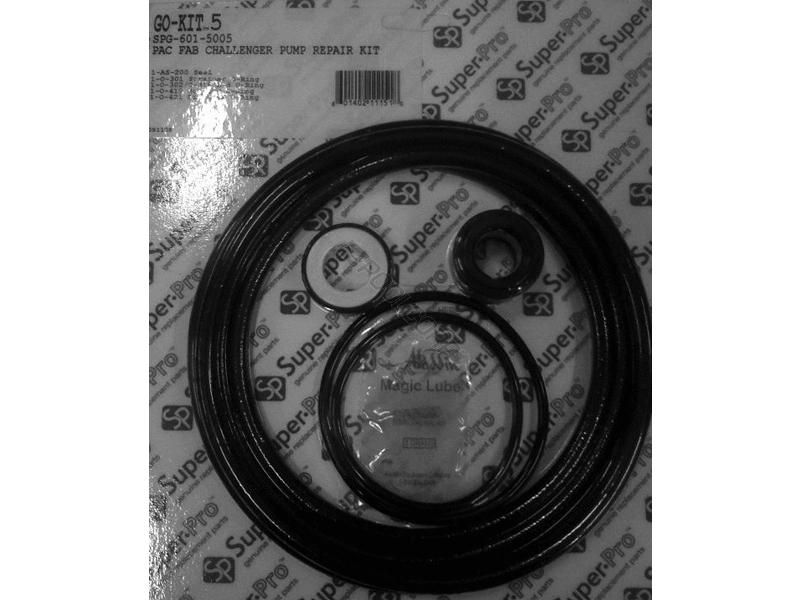 Pool360 Pac Fab Challenger Pump Seal Kit