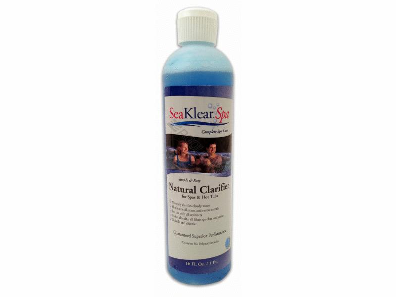 Pool360 Sks B P Sea Klear Spa 12 Cs 1 Pt Natural Clarifier
