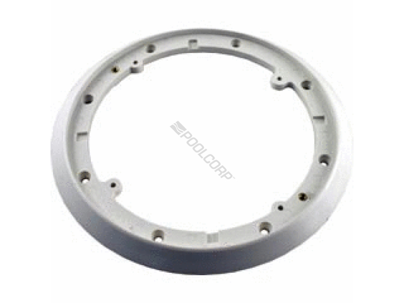 Pool360 White Vinyl Liner Main Drain Mounting Plate