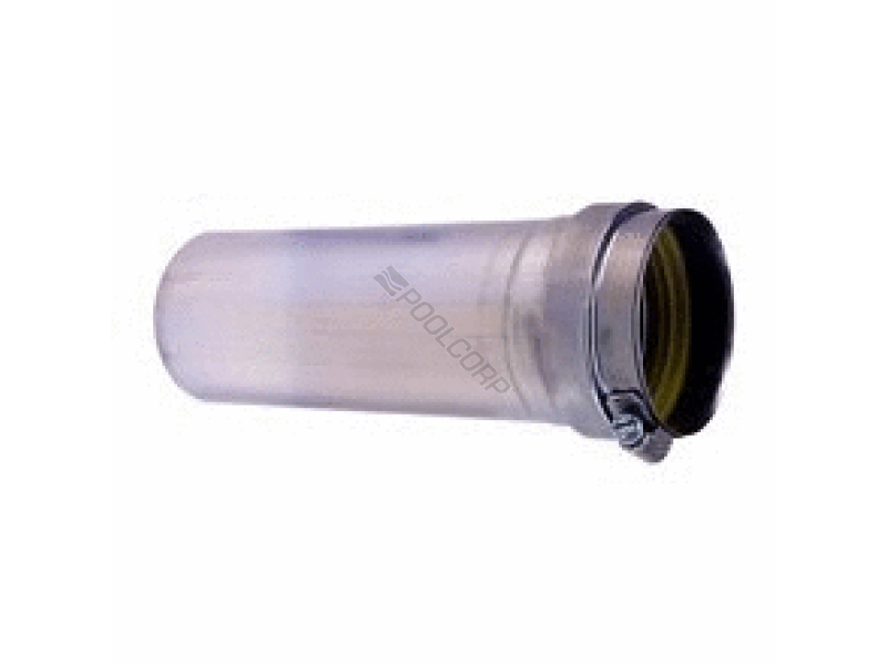 Pool quot x ss single wall vent pipe